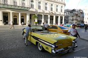 Taxis in Havanna