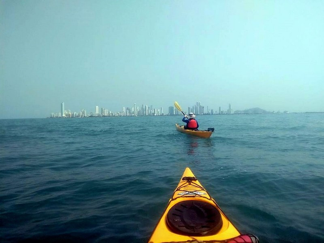 Kayak-Tour