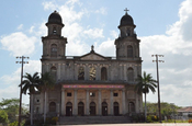 Kathedrale in León Nicaragua
